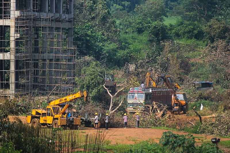 FPJ Exclusive: Stay on Aarey car shed; MMRCL incurs daily loss of Rs 4.3 crore