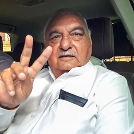 'If had got charge earlier, we would have got majority': Bhupinder Singh Hooda on Haryana poll result