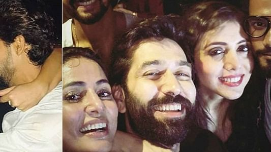 Inside Hina Khan's midnight birthday bash with her Telly friends