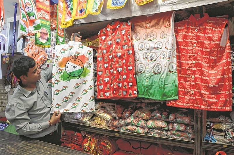 Mumbai: Retailers dismayed as election campaign goes digital