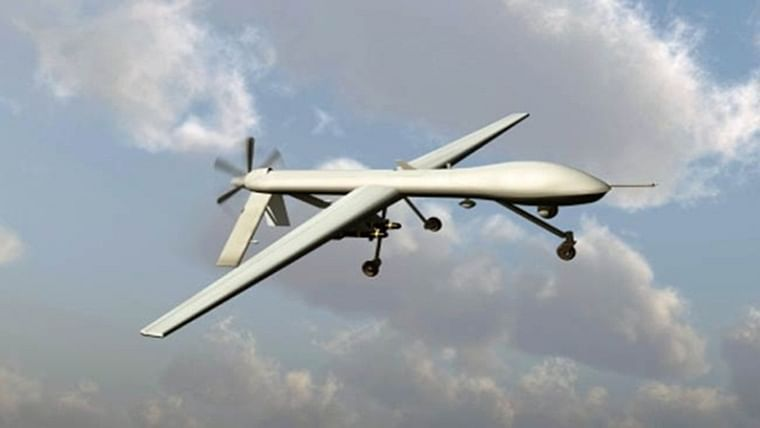 Jammu and Kashmir police to get 50 drones to keep an eye on militancy activities from the sky