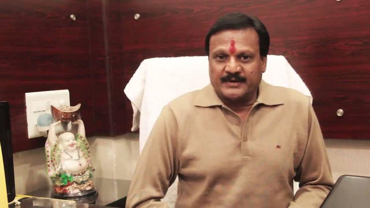 Indore: Fallen people cannot make govt fall: Sajjan Singh Verma