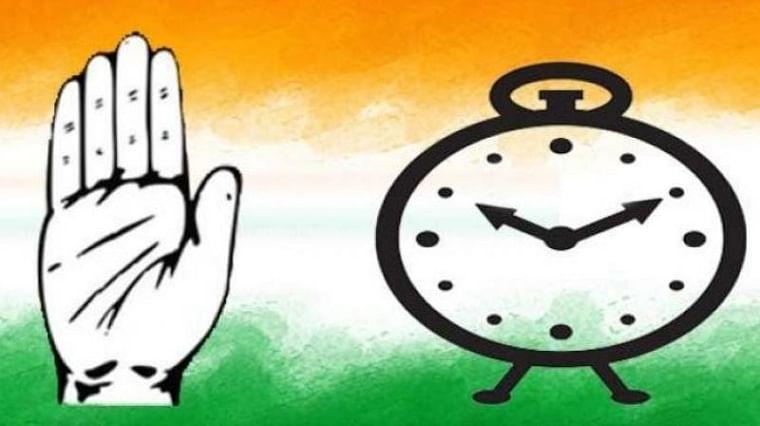 Congress, NCP fight in 2 constituencies