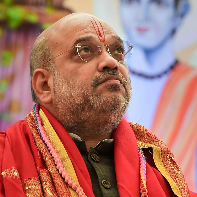 What your family did for tribals, Amit Shah asks Rahul Gandhi