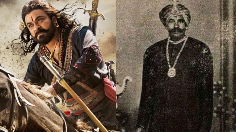 Read the true story of 'Sye Raa' Uyyalawada Narasimha Reddy- First rebel against British