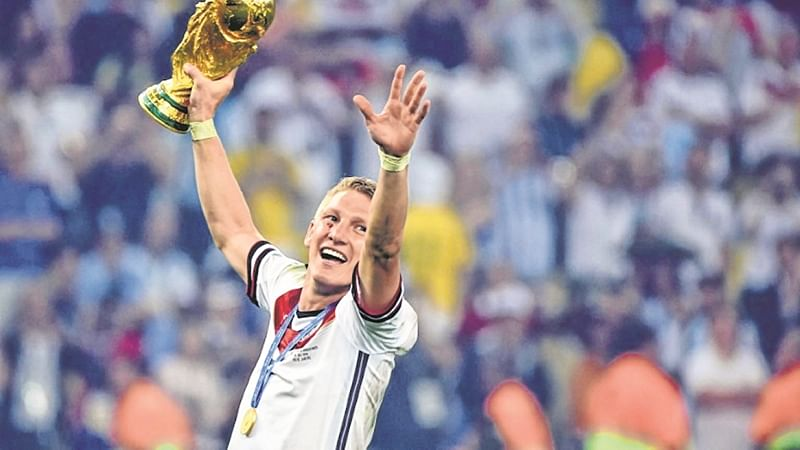 One of the greatest midfielders of all time, Germany's Bastian Schweinsteiger announces retirement after an illustrious career