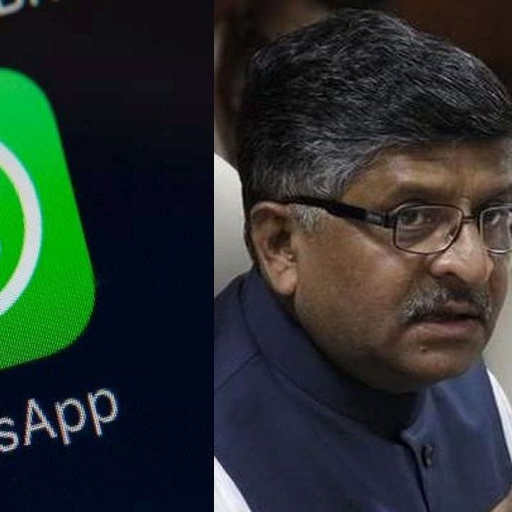 WhatsAppBoutery: RS Prasad reacts to Pegasus revelations in classic style, harps on UPA-era tapping