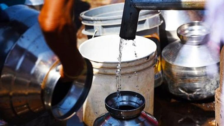 Six men booked for stealing groundwater worth Rs 73.18 crore in South Mumbai