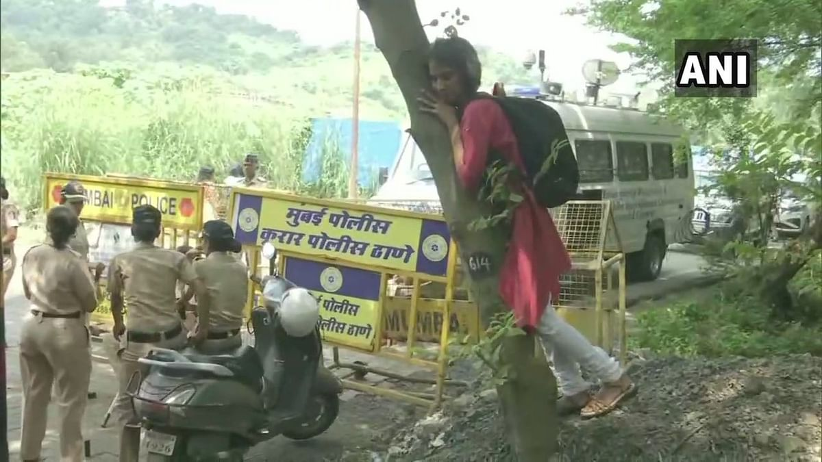 Aarey Protests Live Updates: Sec 144 imposed, 29 including former Mayor arrested