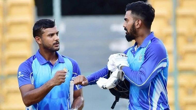 Vijay Hazare Trophy Final, Karnataka vs Tamil Nadu: Karnataka needs 253 runs to win final