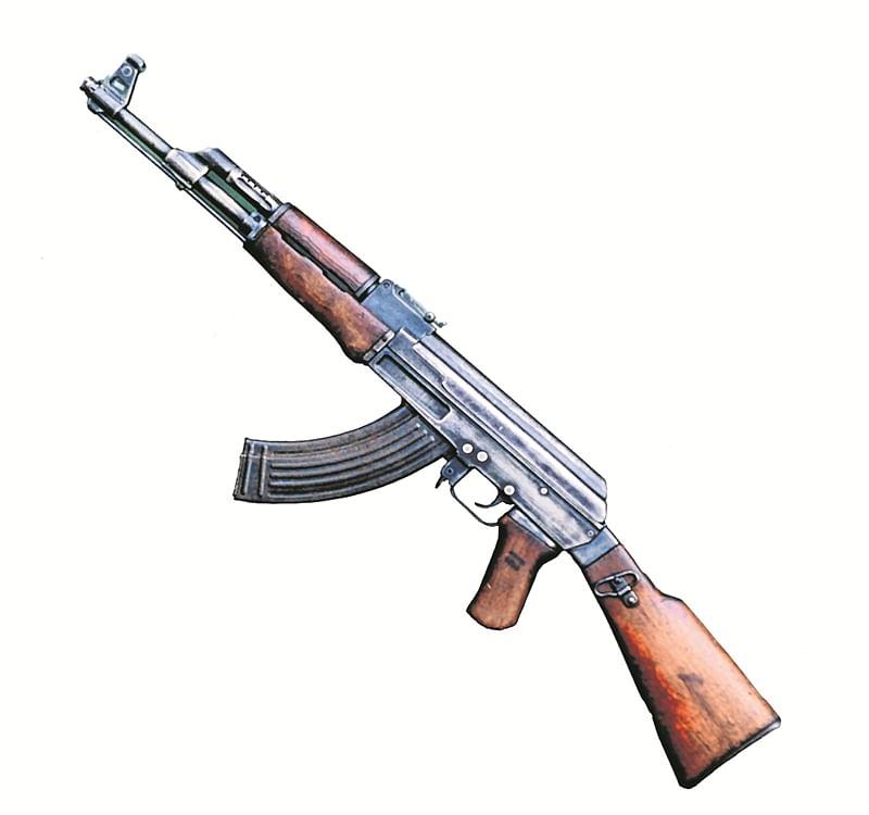 Mumbai: Duo held in Palghar with 3 AK-47s
