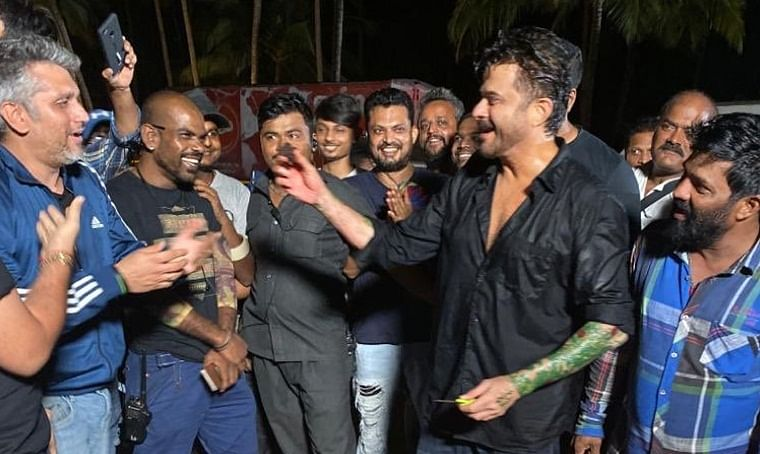 Anil Kapoor wraps up 'Malang'