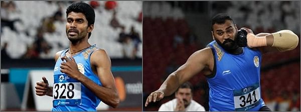 World Athletics Championships: Shot putter Tejinder Pal Singh Toor, 1500m runner Jinson Johnson crash out of qualification round