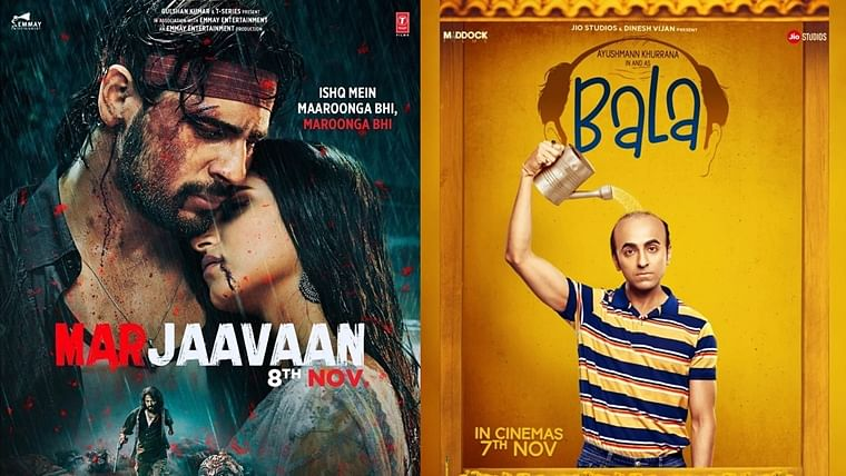 'Marjaavaan' release date pushed ahead to avert clash with Ayushmann Khurrana's 'Bala'