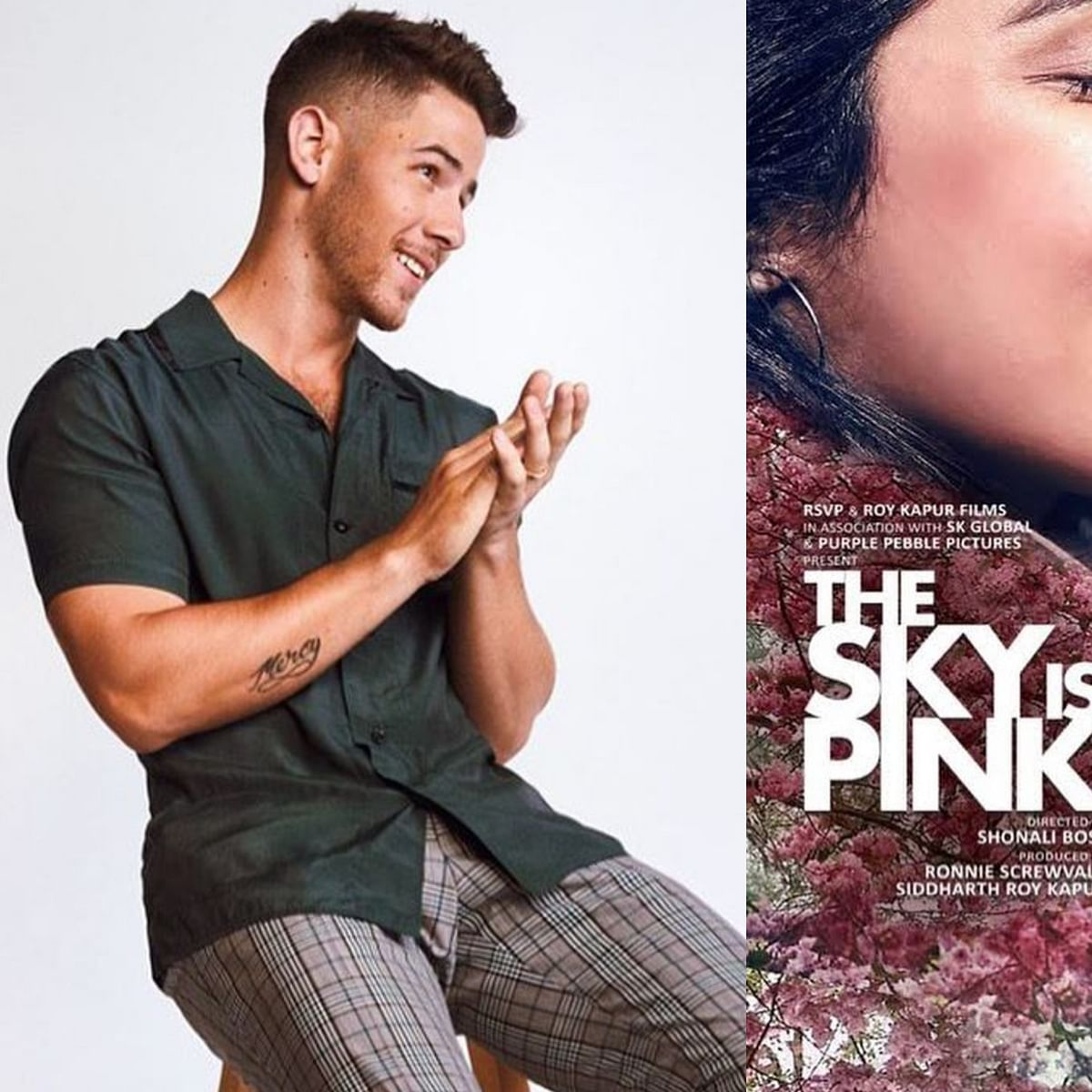 I'm so proud of your work: Nick Jonas praises wife Priyanka Chopra for 'The Sky Is Pink'