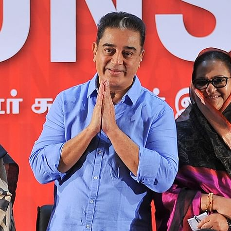 Hindi is a 'little child in diapers' compared to Tamil, Sanskrit and Telugu, says Kamal Haasan