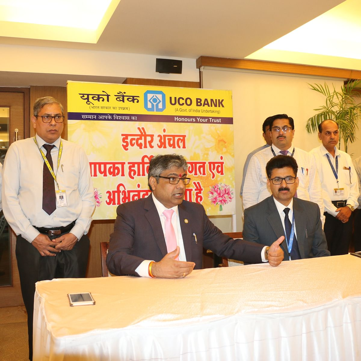 Indore: UCO Bank to bring down net NPA to 6% by March 2020