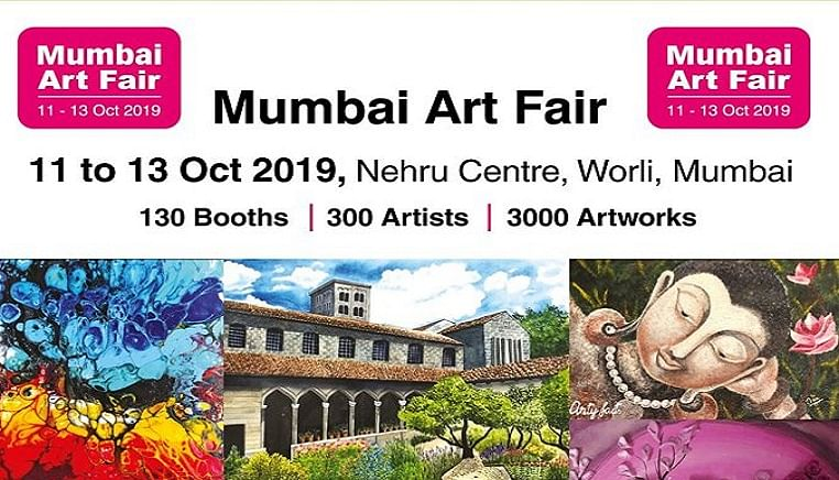 Mumbai Art Fair attracts over 300 artists from 40 cities in India