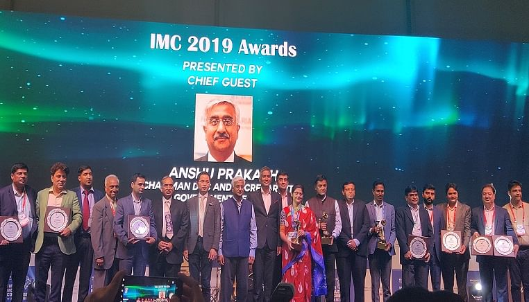 India Mobile Congress (IMC) and 10th Aegis Graham Bell Awards (AGBA) jointly announced its winners