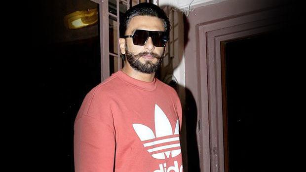 Video: Ranveer jams to Hrithik–Tiger's song 'Jai Jai Shiv Shankar' from 'War'
