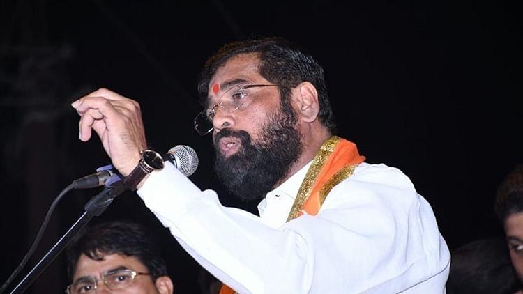 Eknath Sambhaji Shinde of Shiv Sena