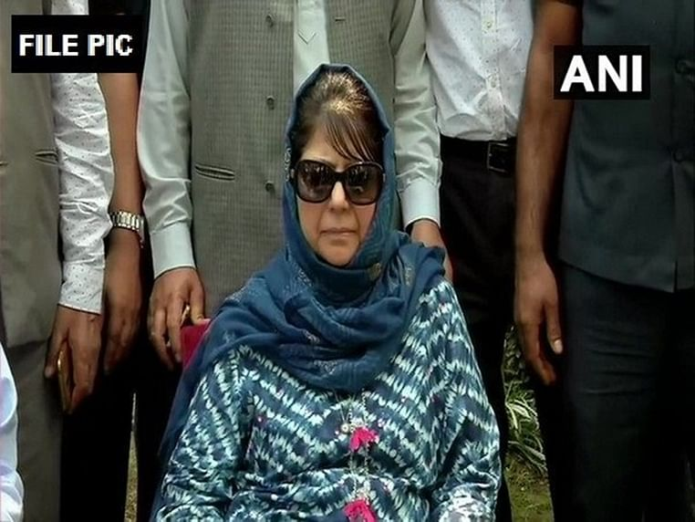 'Government continues to embarrass itself with its 'normalcy' acrobatics': Mehbooba Mufti on Kashmir restrictions