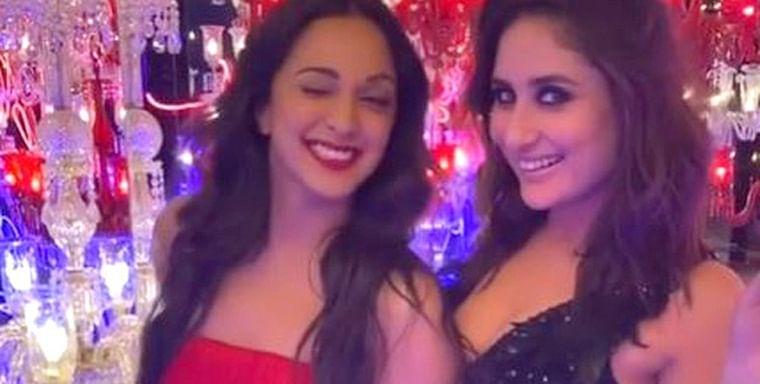 Kareena Kapoor recreates Poo's dialogue from 'K3G' with Kiara Advani