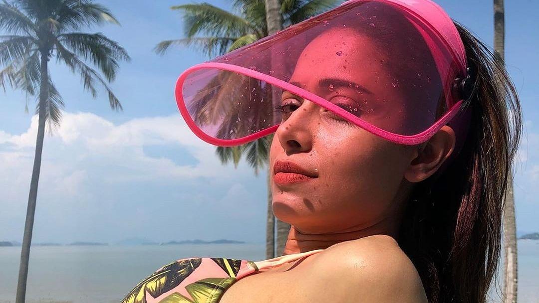 Nushrat Bharucha is setting Instagram on fire with bikini pics from her beach vacation