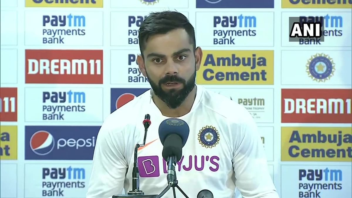 Virat Kohli bowls over journalist with his cheeky response on Dhoni!