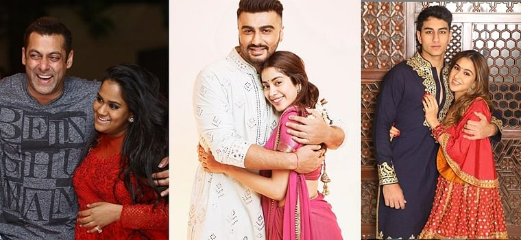 From Salman-Arpita to Sara-Ibrahim: Meet our favourite Bollywood brother-sister jodis this Bhai Dooj