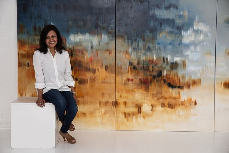 How Shivani Dugar ditched the financial world and became a spiritual artist