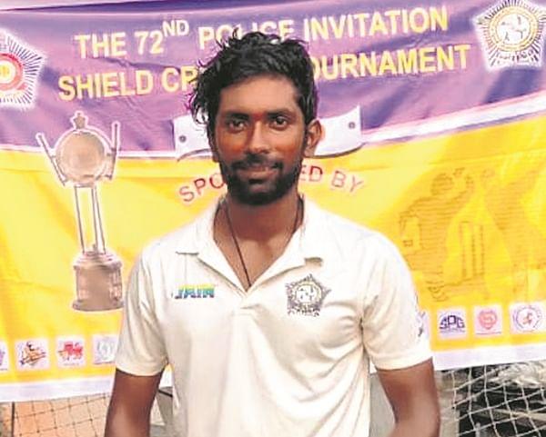 Kaushik Chiklikar's double ton powers MCA to victory