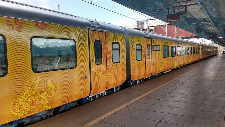 IRCTC to resume Tejas Express train services from Oct 17; bookings to start soon