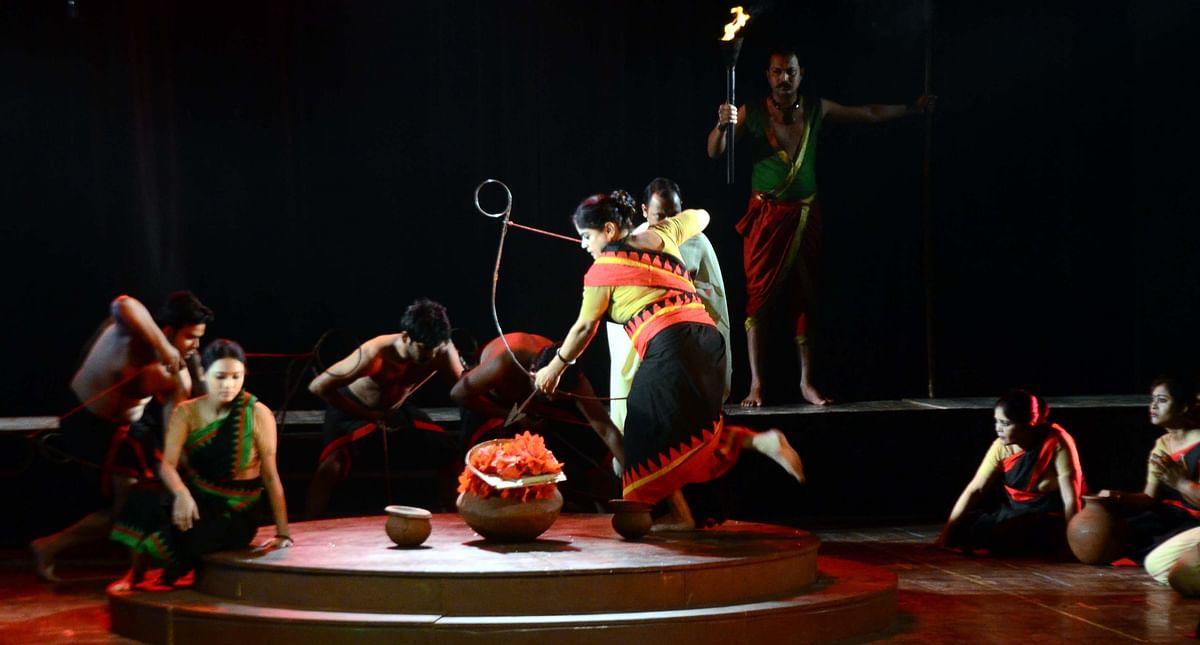 Bhopal: Chandalika- A play against castesism staged