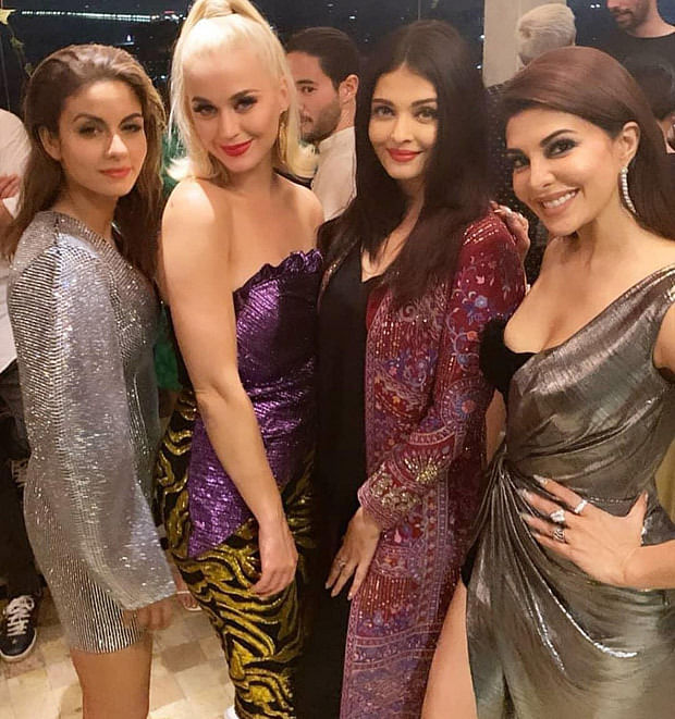 Inside pics and videos: Alia, Aishwarya, Ananya party all night with Katy Perry