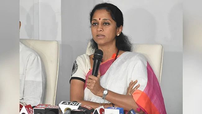 'Party and family split': Supriya Sule after Ajit Pawar sworn-in as Deputy CM