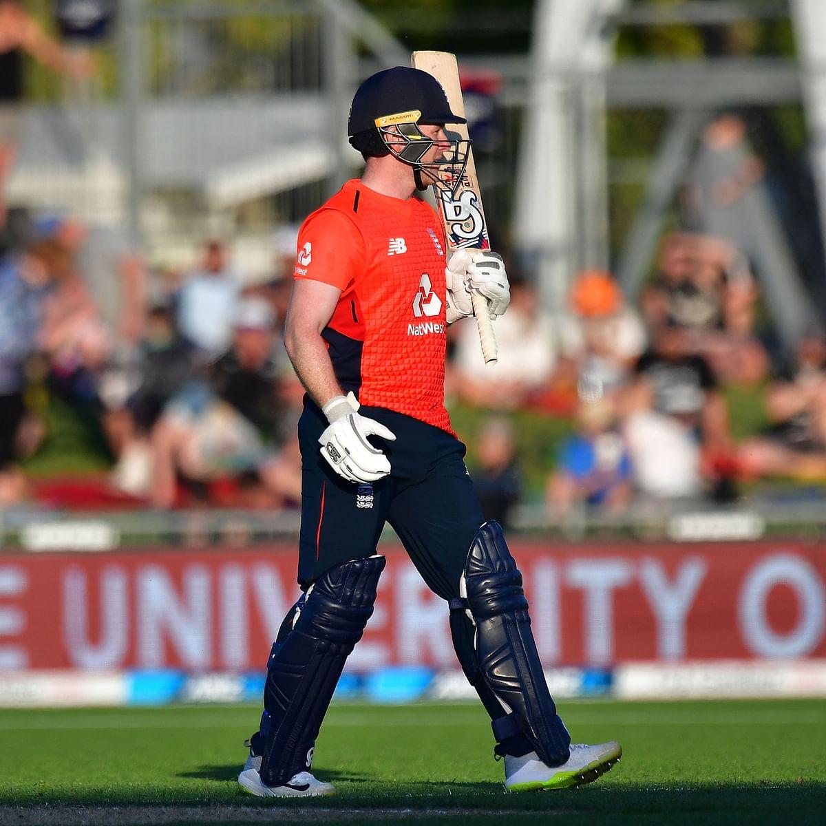 Eoin Morgan first England player to score 2000 T20I runs