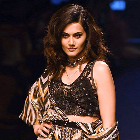 Taapsee Pannu opens up on female stars receiving less credit than male stars