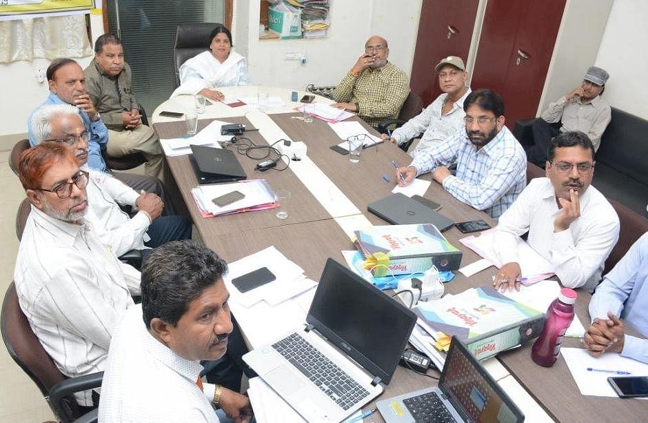 Ujjain: Mayor lays stress on speedy recovery of taxes