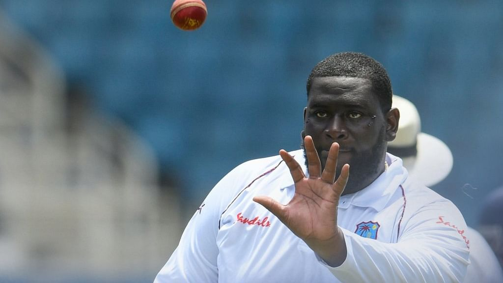 Rahkeem Cornwall thunders to 7-wicket haul, Afghanistan bowled out for 187