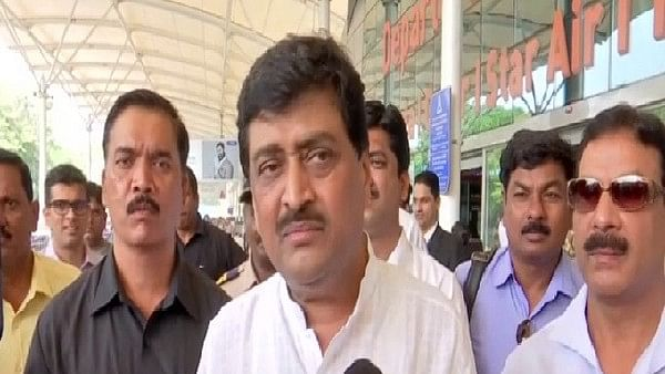 Three wheels are better than two wheels: Ashok Chavan on coalition govt in Maha