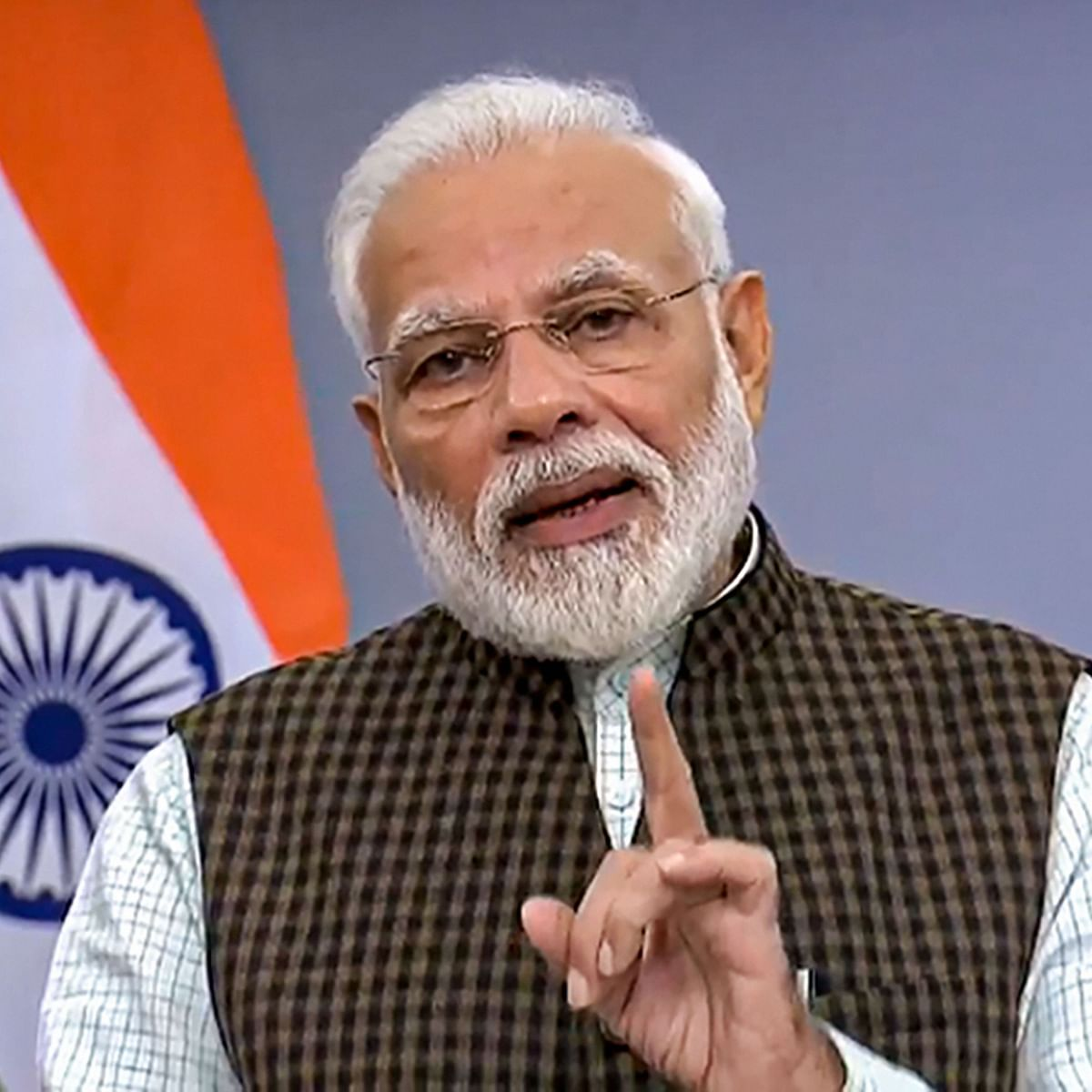 PM Modi to address nation at 6 PM