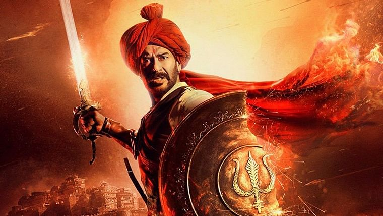Ghamand Kar: Theme song of Ajay Devgn's war drama 'Tanhaji: The Unsung Warrior' out now
