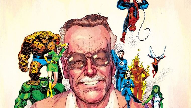Marvel pays tributes to Stan 'The Man' Lee on first death anniversary