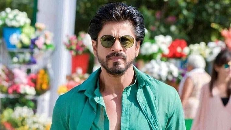 Is Shah Rukh Khan shooting for Brahmastra again?