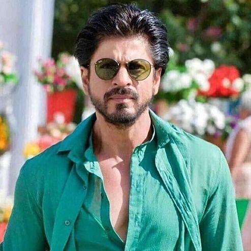 Is Shah Rukh Khan shooting for Brahmastra again?