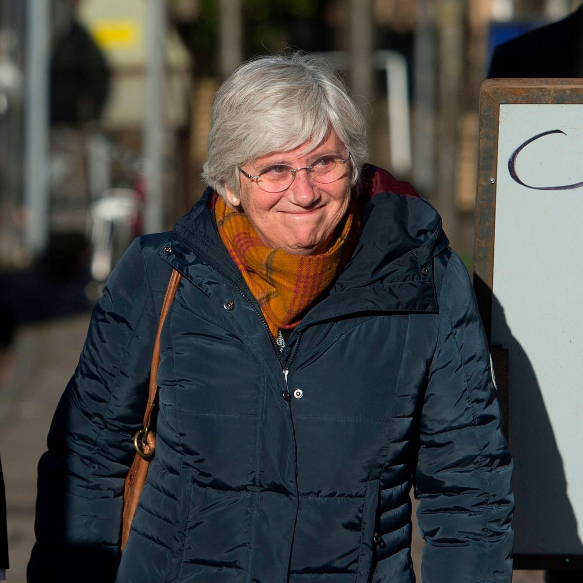 Catalan ex-minister Clara Ponsati arrested in Scotland