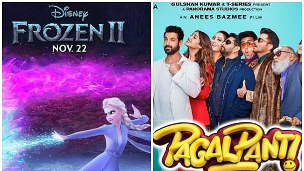 Box Office Collection: Pagalpanti beats Frozen 2 on Day 1