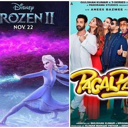 Box Office Collection: Pagalpanti beats Frozen 2 on Day 1
