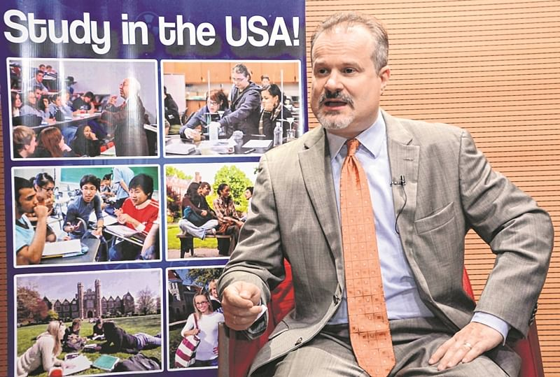 India can be next global manufacturing hub, says US diplomat